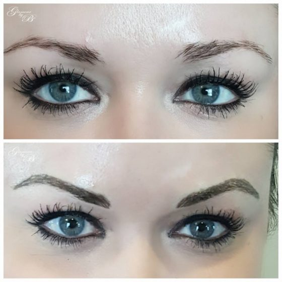 Microblading Before and After Pictures Dallas 6