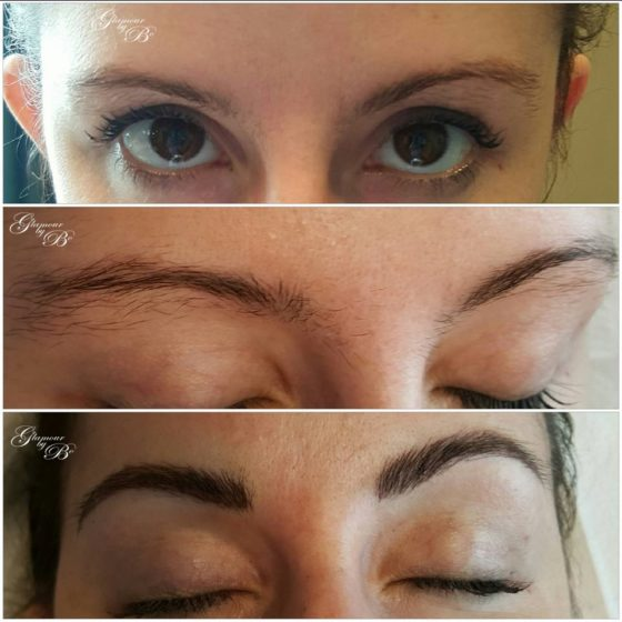 Microblading Before and After Pictures Dallas 10