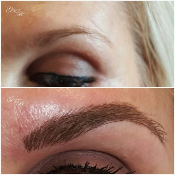 Microblading Before and After Pictures Dallas 11