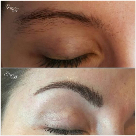 Microblading Before and After Pictures Dallas 14