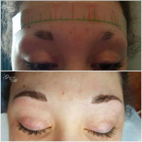 Microblading Before and After Pictures Dallas 18