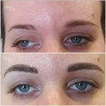 Microblading Before and After Pictures Dallas 4