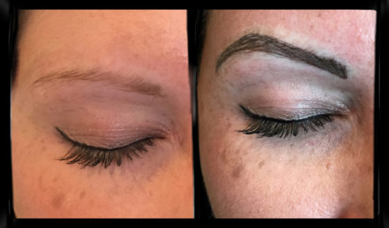 Microblading Before and After Pictures Dallas 13
