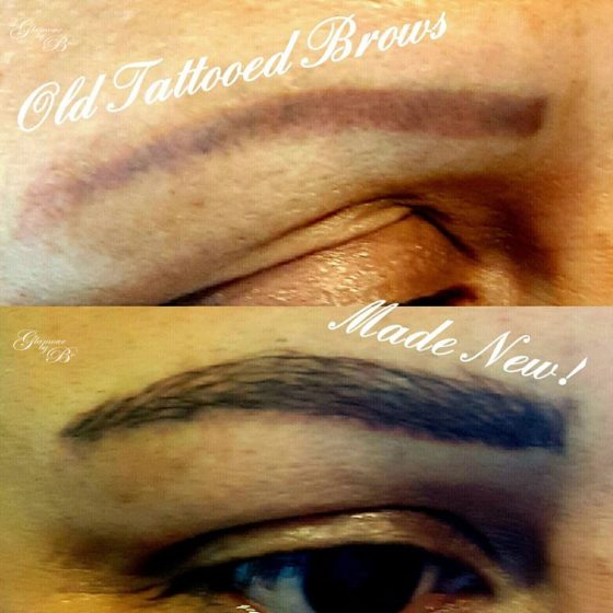 Microblading Before and After Pictures Dallas 16