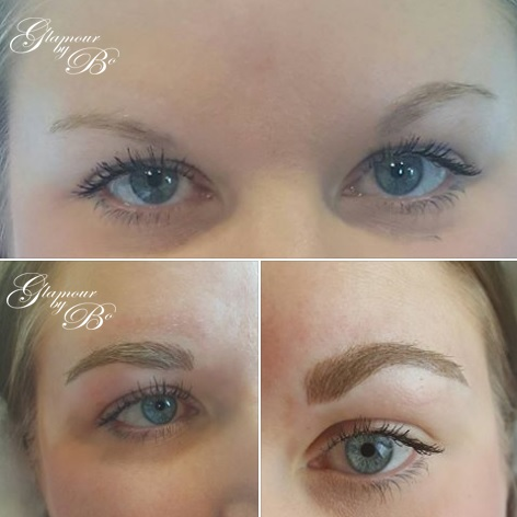 Microblading Before and After Pictures Dallas 17